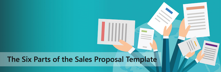The Six Parts Of The Sales Proposal Template Communispond