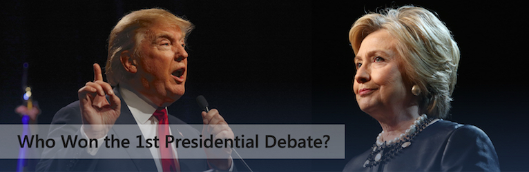 who won the debate - photo #12