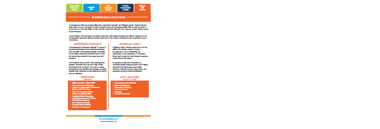 Download the business training sales sheet
